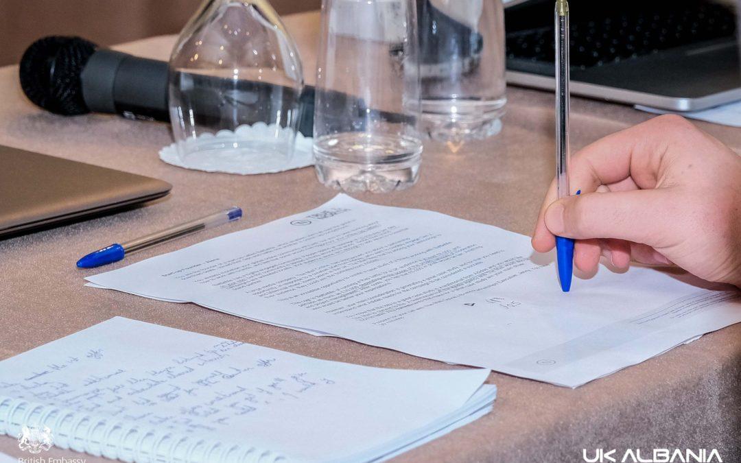 "Training Session with David Clayton: ""Negotiation Skills"""